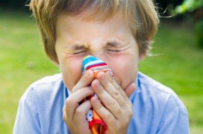 alergie copii