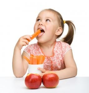 healthy kid snacks