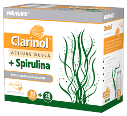 walmark clarinol spirulina